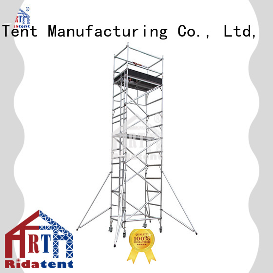 reliable tower scaffolding factory for show