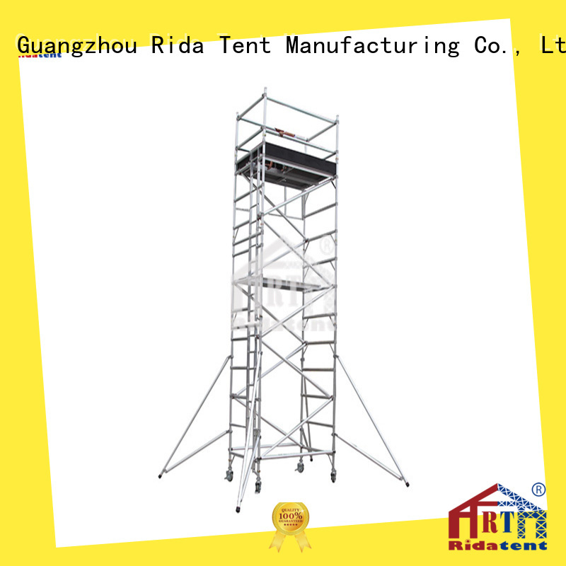 durable aluminium scaffold tower inquire now for building