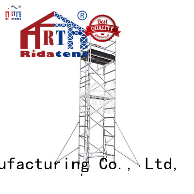 Rida tent aluminium scaffold tower factory for show