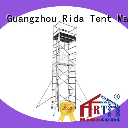 Rida tent stable cuplock scaffolding with good price for stage