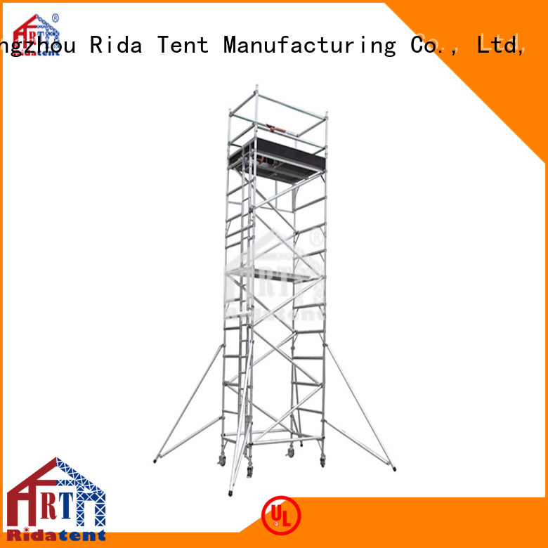 Rida tent custom rolling scaffold with good price for building